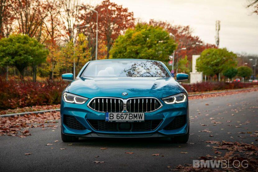2020 BMW M850i Convertible atlantis blue46