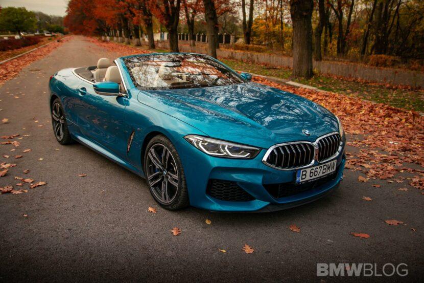 2020 BMW M850i Convertible atlantis blue51