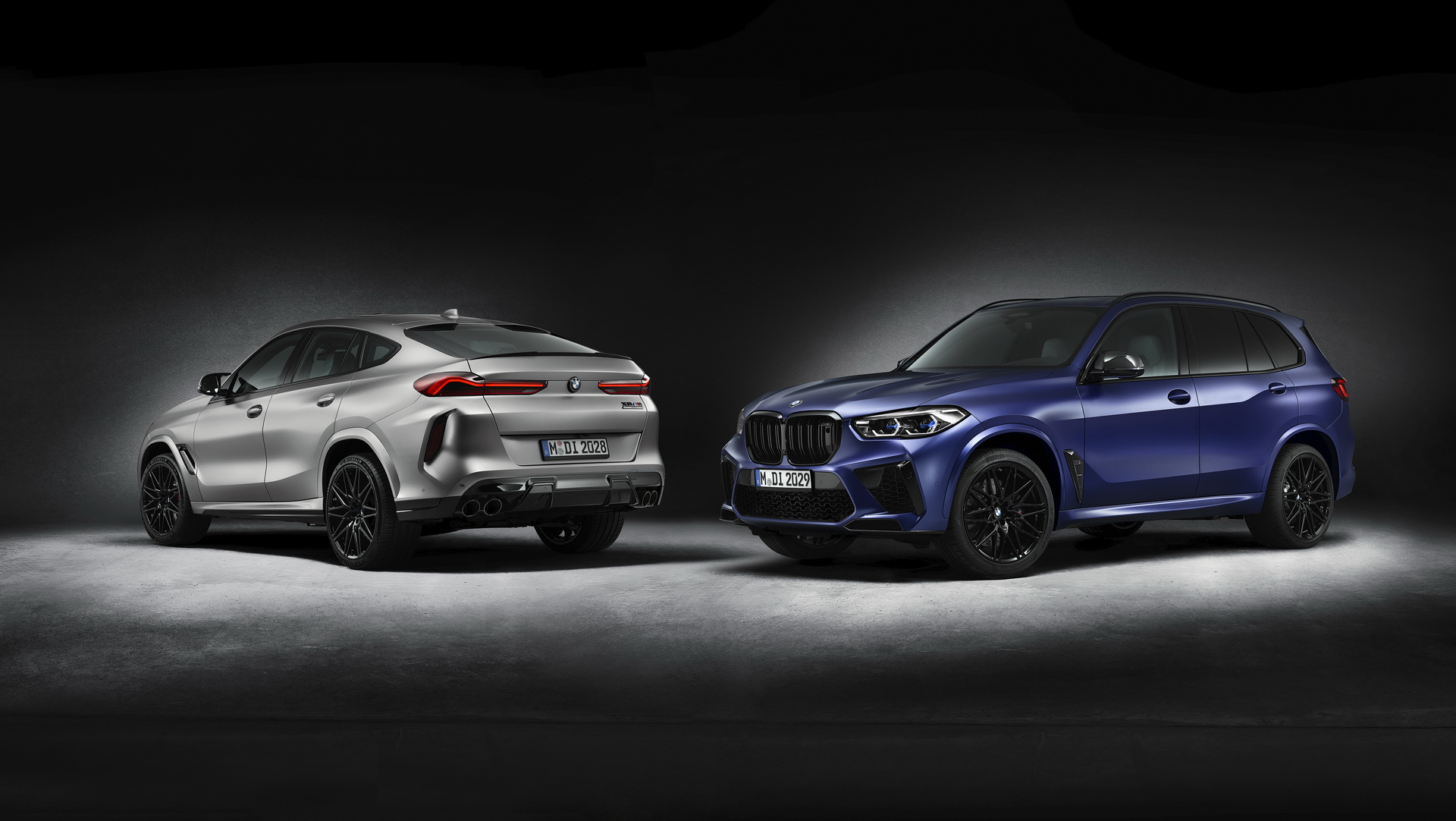 2021 bmw x5 m x6 m competition first edition 1
