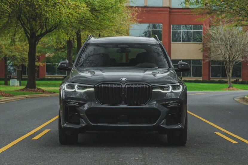 2021 BMW X7 M50i Grigio Telesto Pearl Metallic 00 830x553
