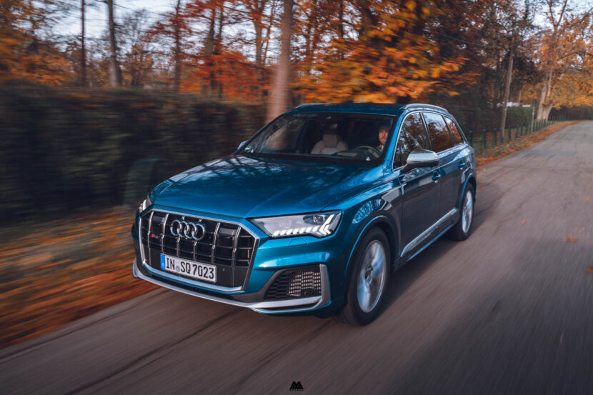 Audi SQ7 Test Drive Vincent Toth 62 830x553