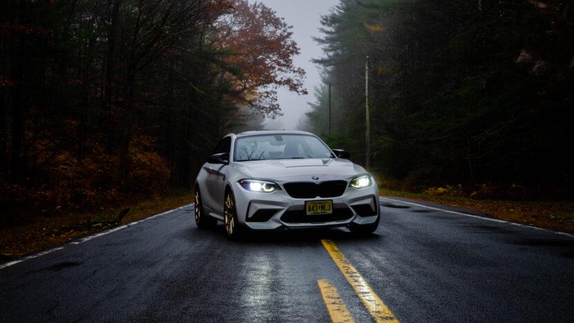 BMW M2 CS Wallpaper 1 830x467