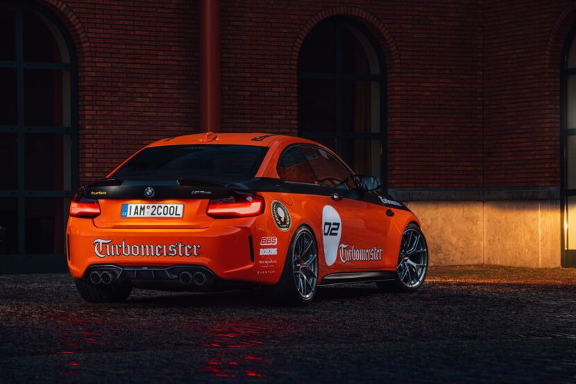 BMW M2 CSL Turbomeister Edition 00 830x553