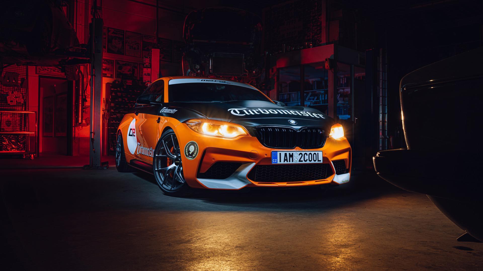 BMW M2 CSL Turbomeister Edition 02