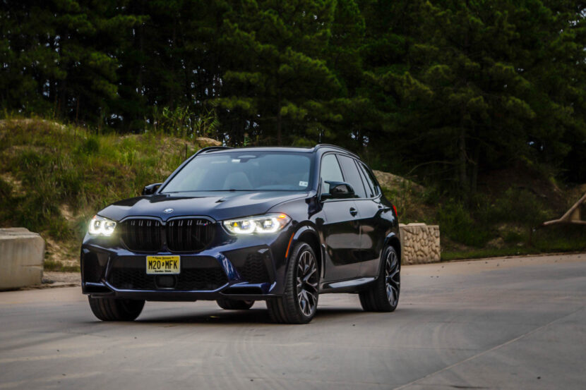 BMW X5 M Competition 12 830x553