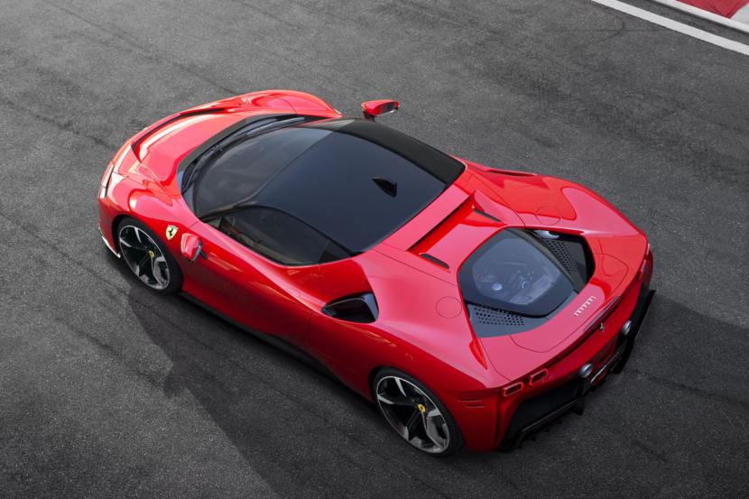 Ferrari SF90 Stradale 830x553