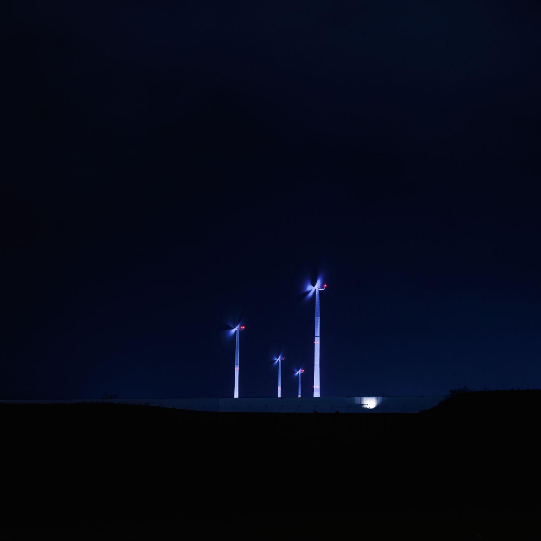 Leipzig Wind Turbines Advent 19