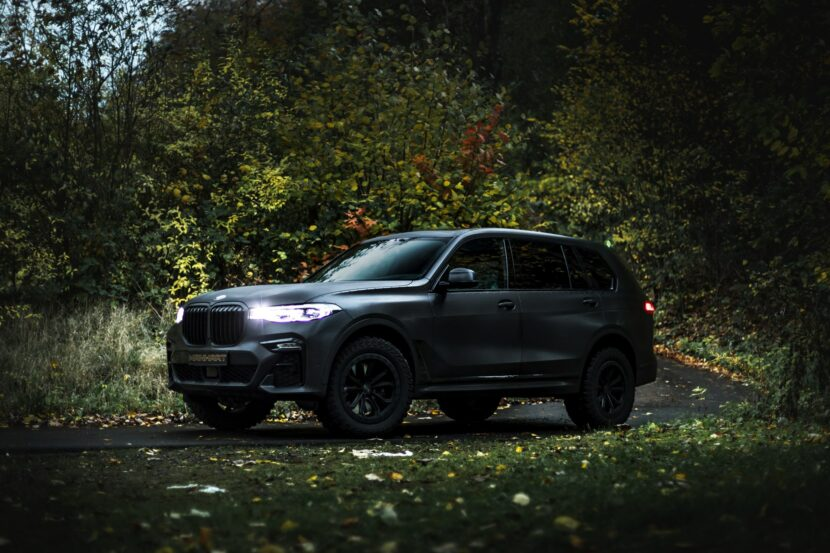 Manhart MHX7 Dirt BMW X7 2 830x553