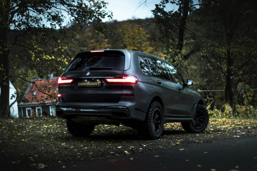 Manhart MHX7 Dirt BMW X7 3 830x553