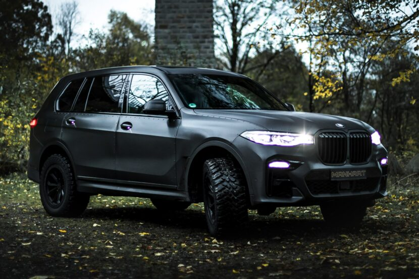 Manhart MHX7 Dirt BMW X7 830x552