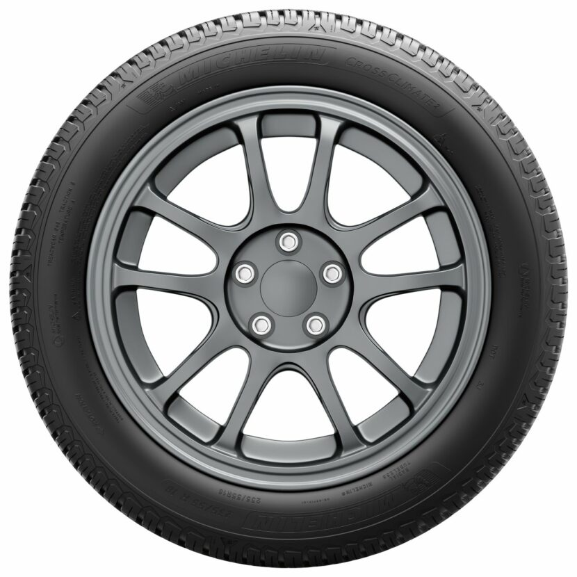 Michelin CrossClimate2 Side Profile 830x830