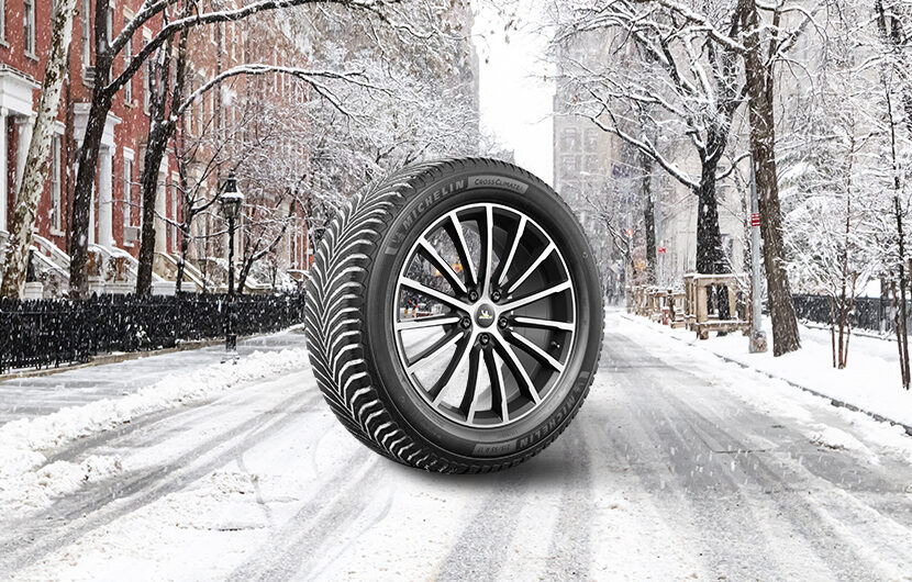 Michelin CrossClimate2 Snow Conditions 830x530