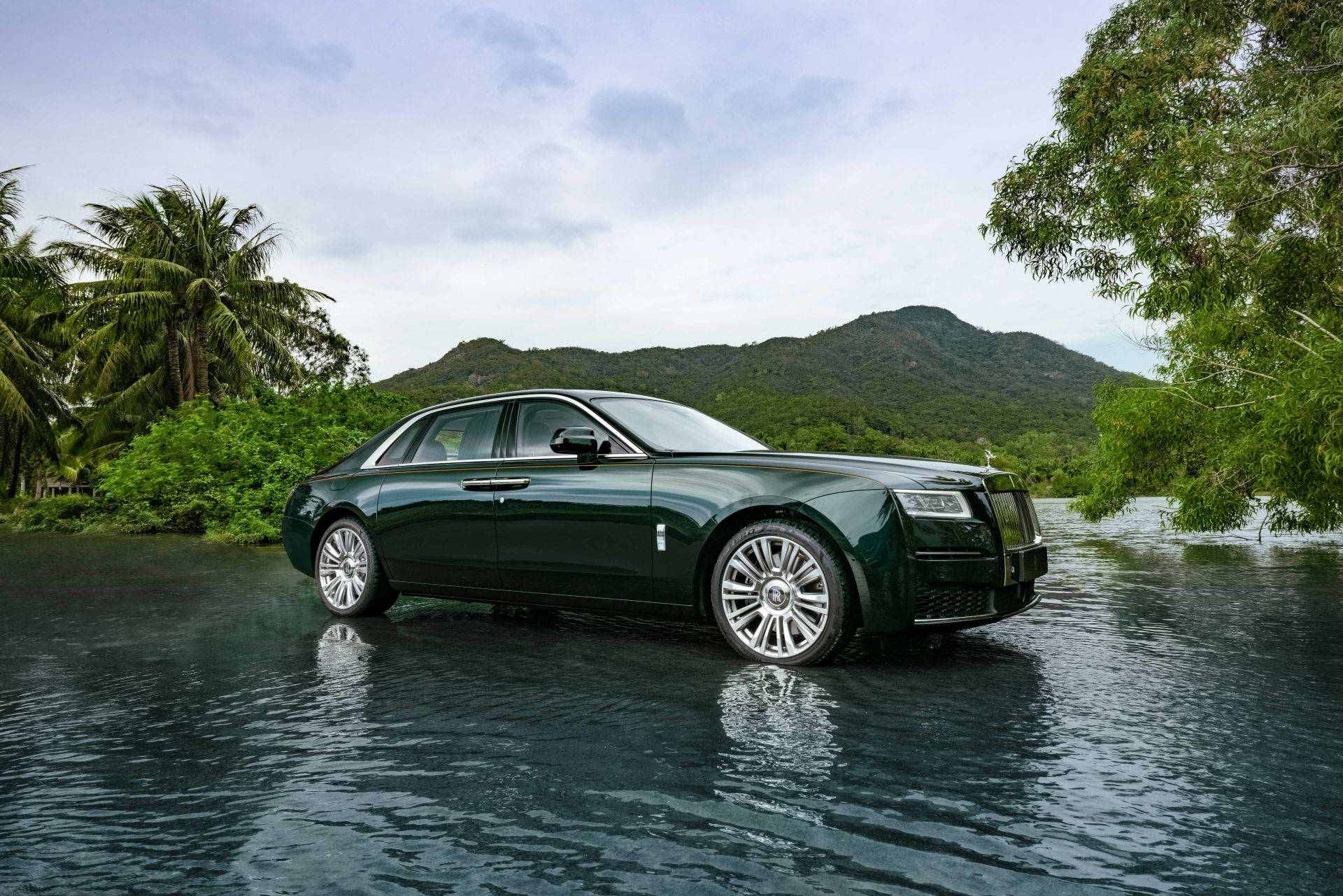 Rolls Royce Ghost china 1
