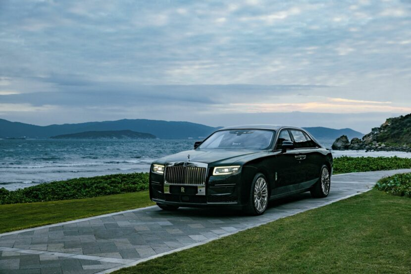 Rolls Royce Ghost china 2 830x553
