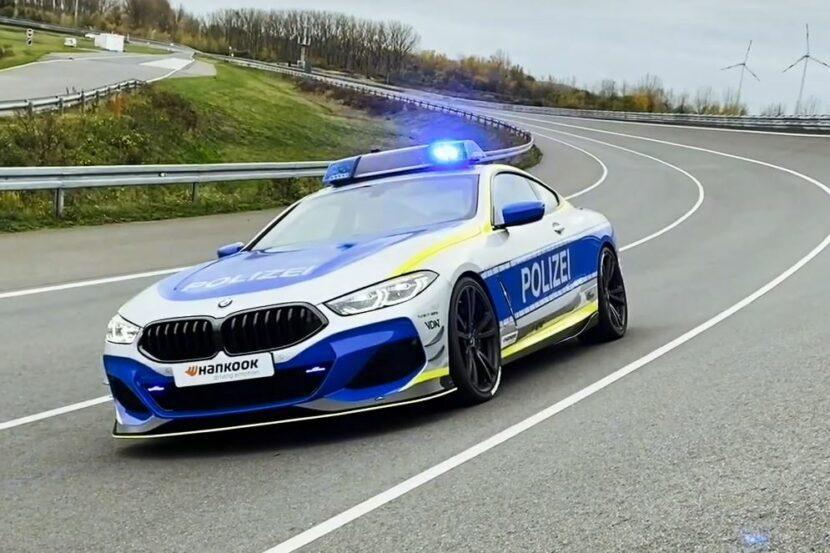 ac schnitzer m850i police car 830x553