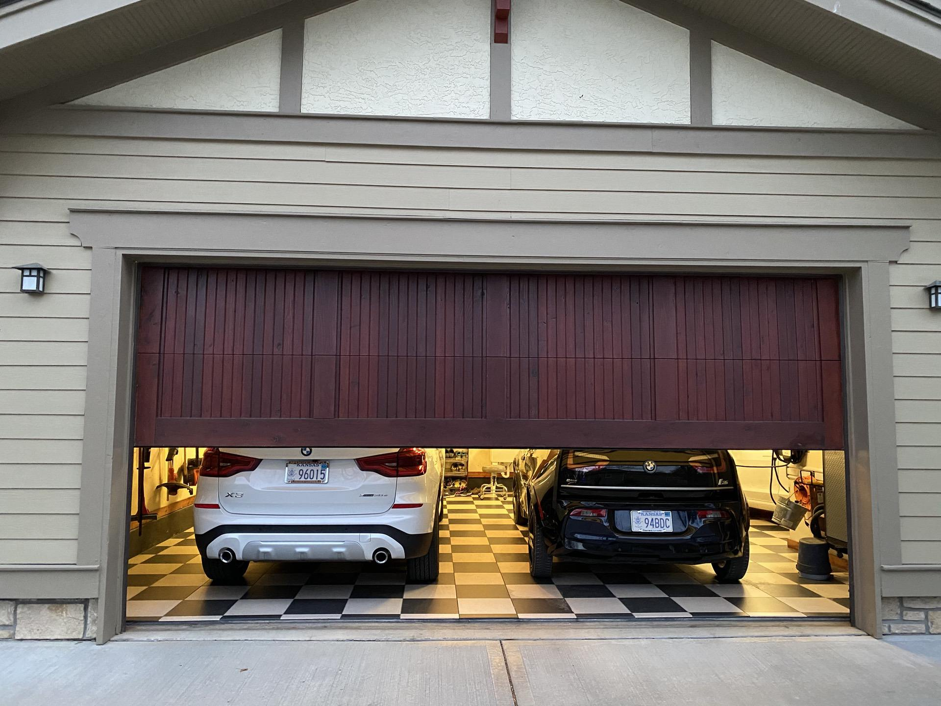 bmw garage door opener 00