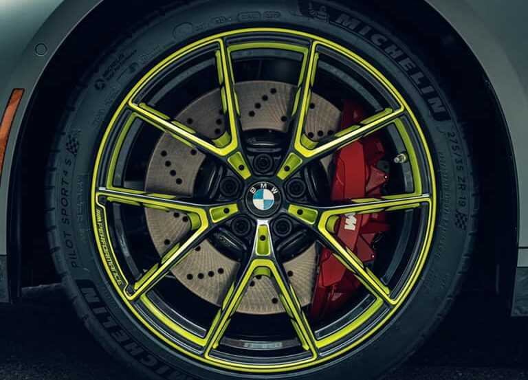 BMW's New M Performance Wheel Will Have Onlookers Green with Envy