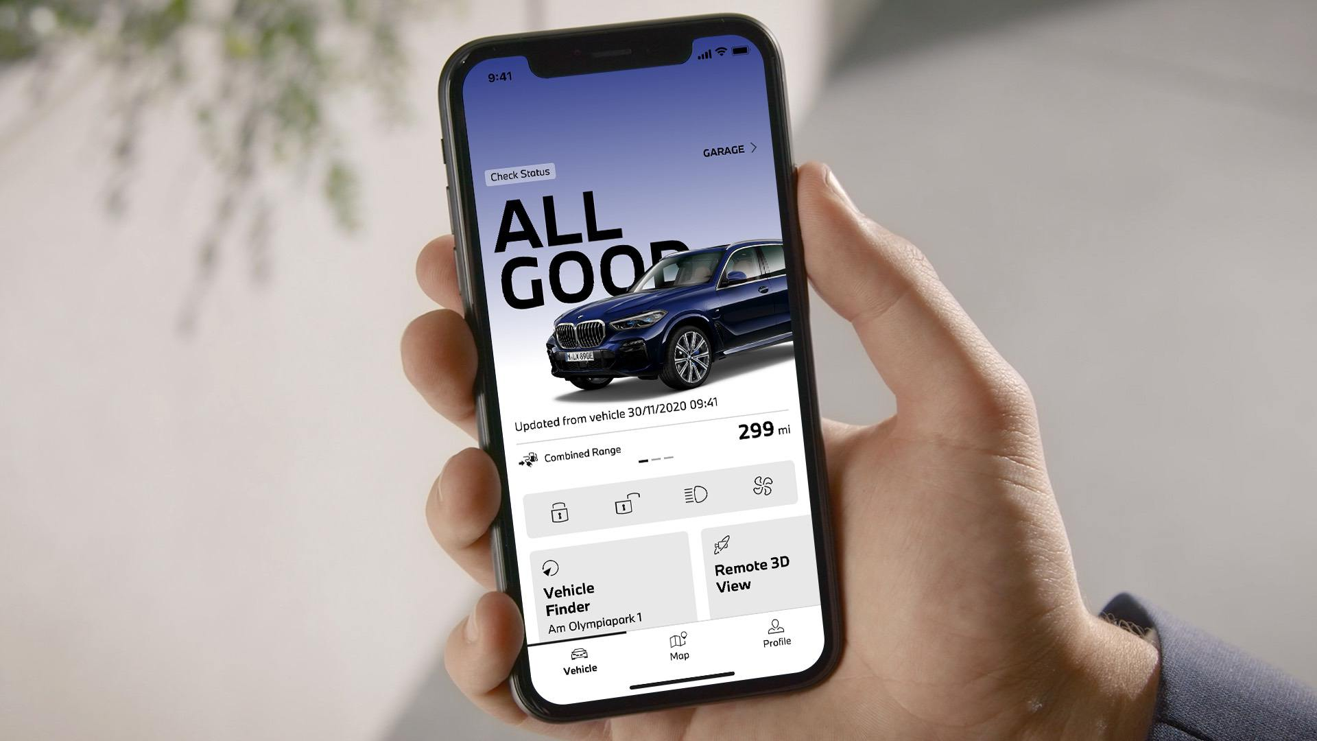 BMW launches a refreshed My BMW App available in 30 European markets, China and Korea