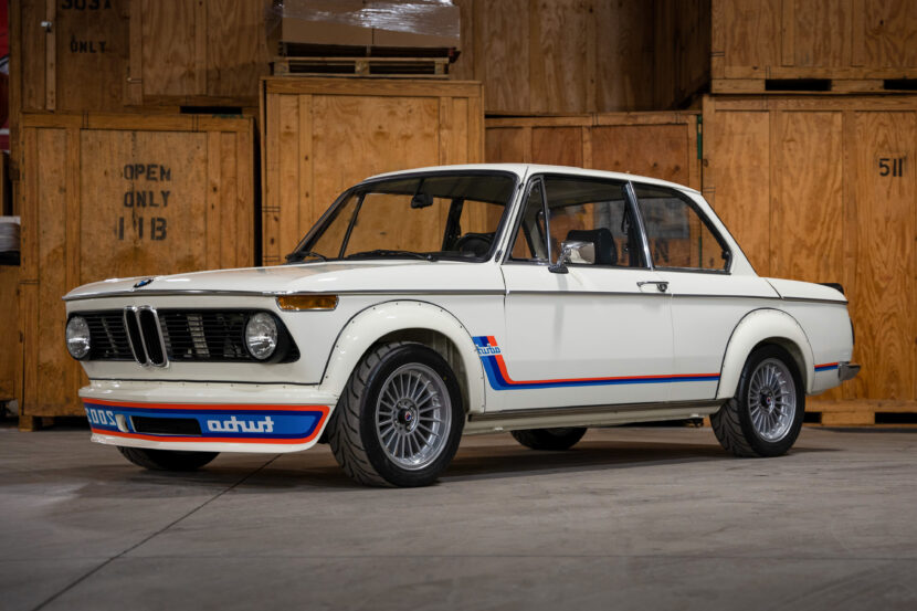 1974 BMW 2002 Turbo  0 830x553