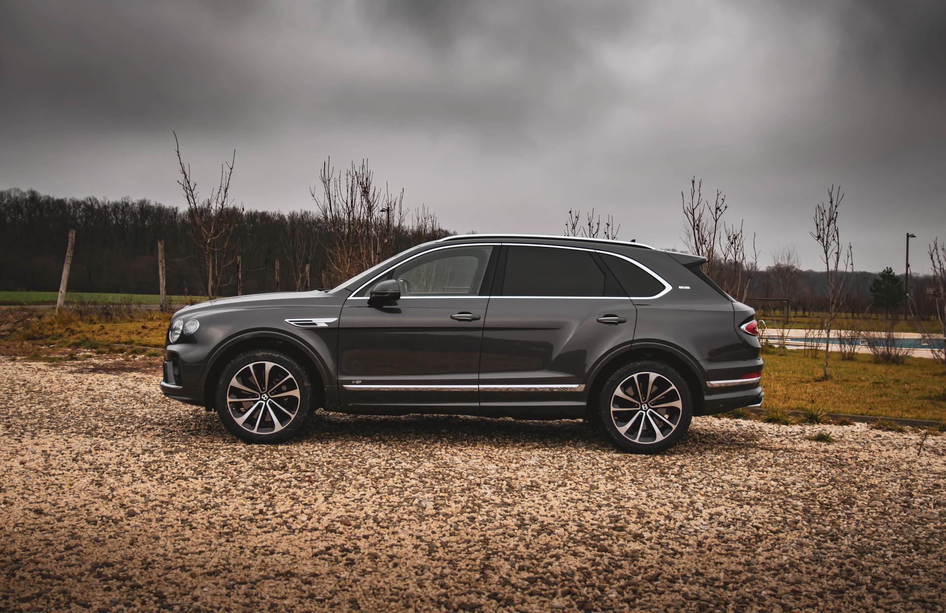 TEST DRIVE: 2020 Bentley Bentayga – Trailblazer refreshed