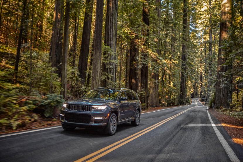 Может ли новый Jeep Gran Cherokee конкурировать с BMW X5?