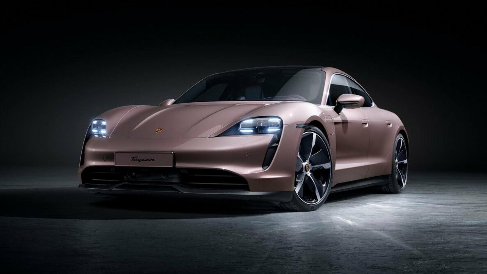 2021 Porsche Taycan base model