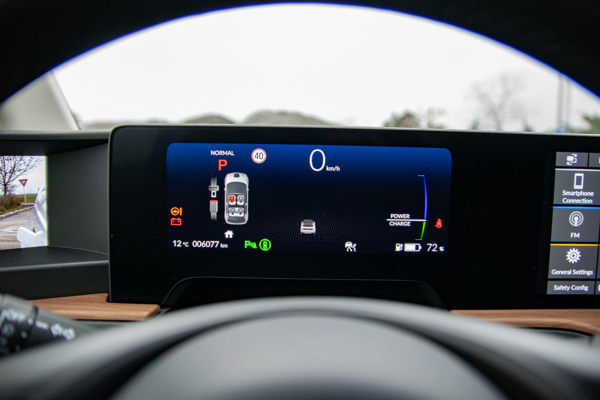 TEST DRIVE: 2021 Honda e – Futuretro
