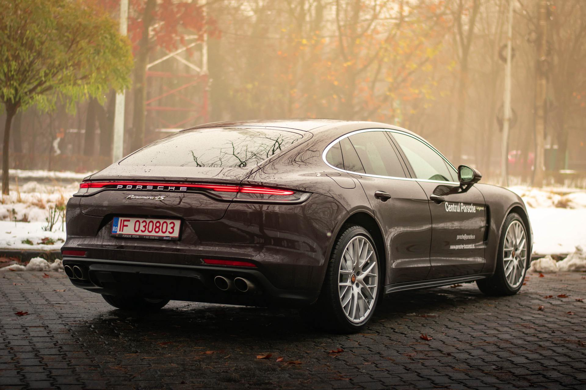 TEST DRIVE: 2021 Porsche Panamera 4S E-Hybrid – The World Is Changing