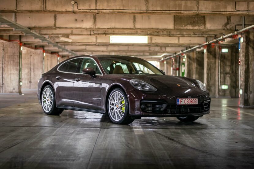 2021 Porsche Panamera 4S E Hybrid test drive 65 830x553