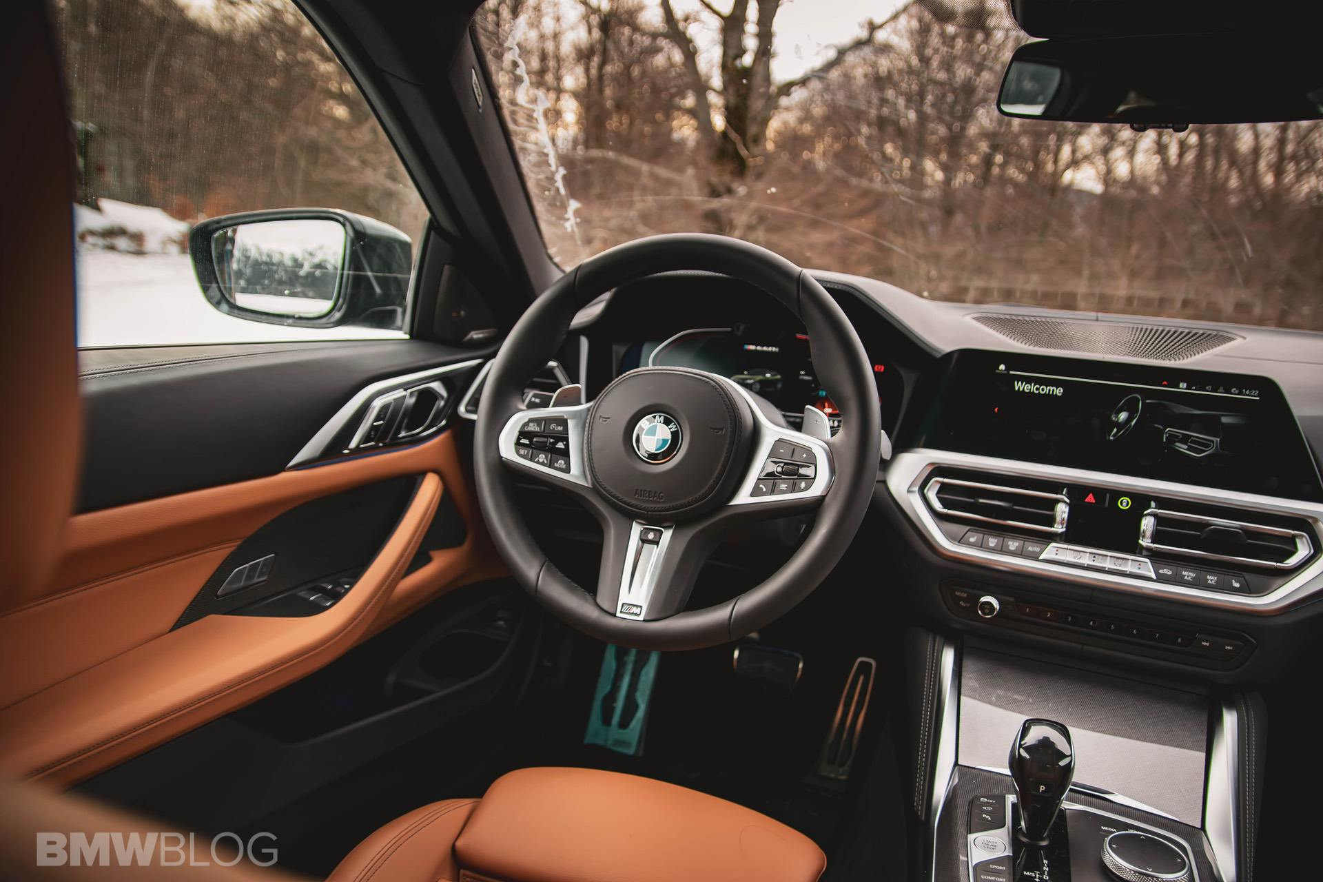 TEST DRIVE: 2021 BMW M440i xDrive – Buttoned-down