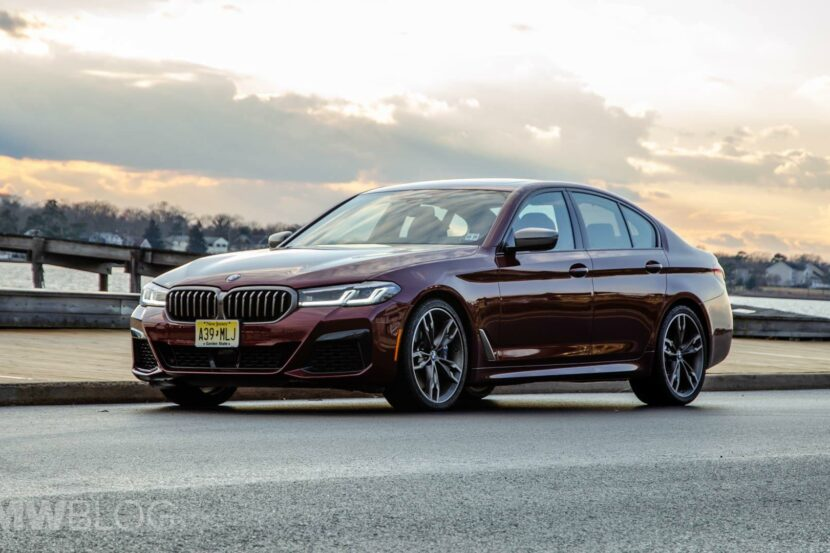 2021 bmw m550i lci facelift 03 830x553