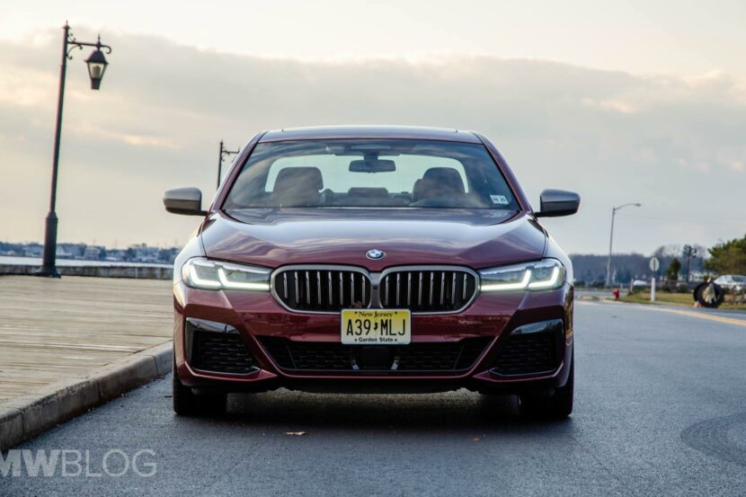 BMW Will Fix Slow 0-60 MPH Times for M550i Models with Software
