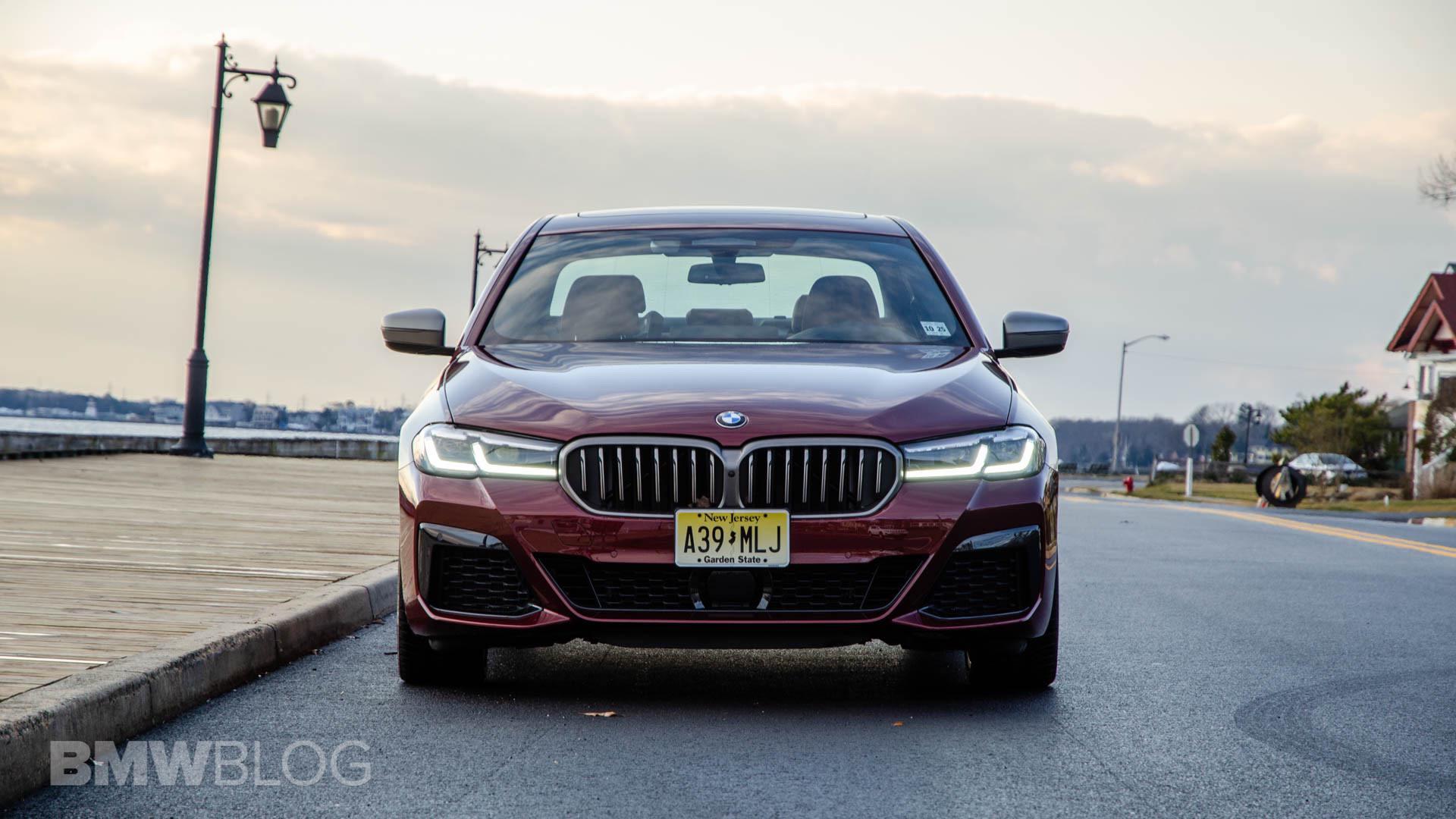 TEST DRIVE: 2021 BMW M550i xDrive — Its Own Unique Flavor