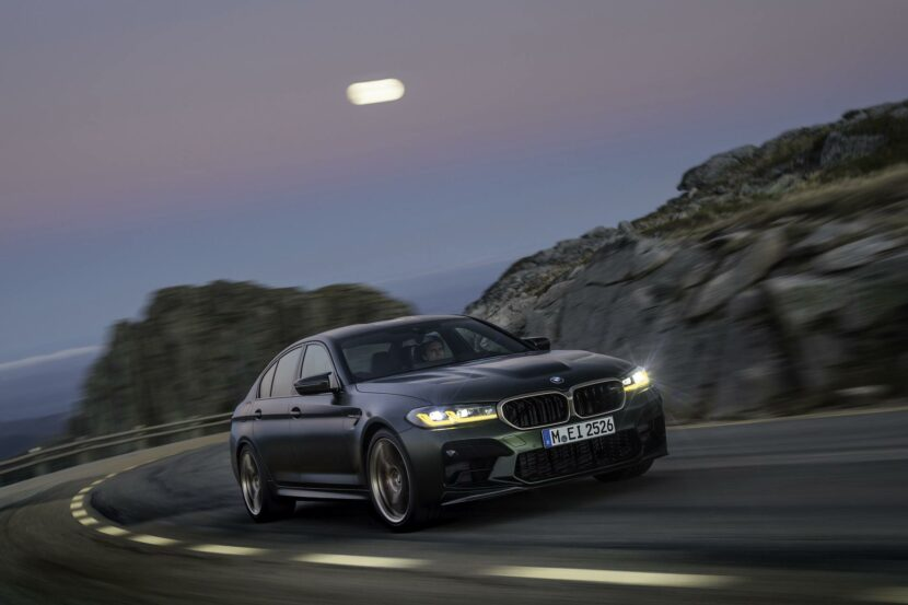VIDEO: BMW M5 CS Reviewed by Piston Heads