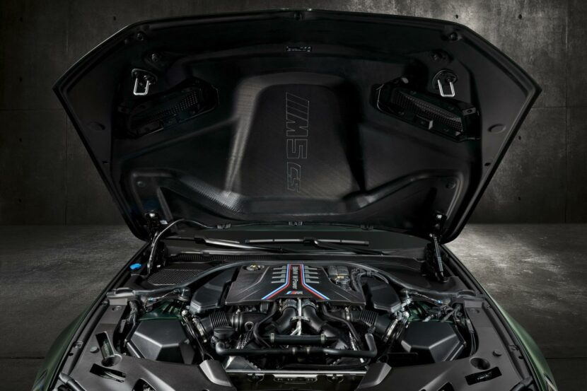 2021 bmw m5 cs engine 02 830x553