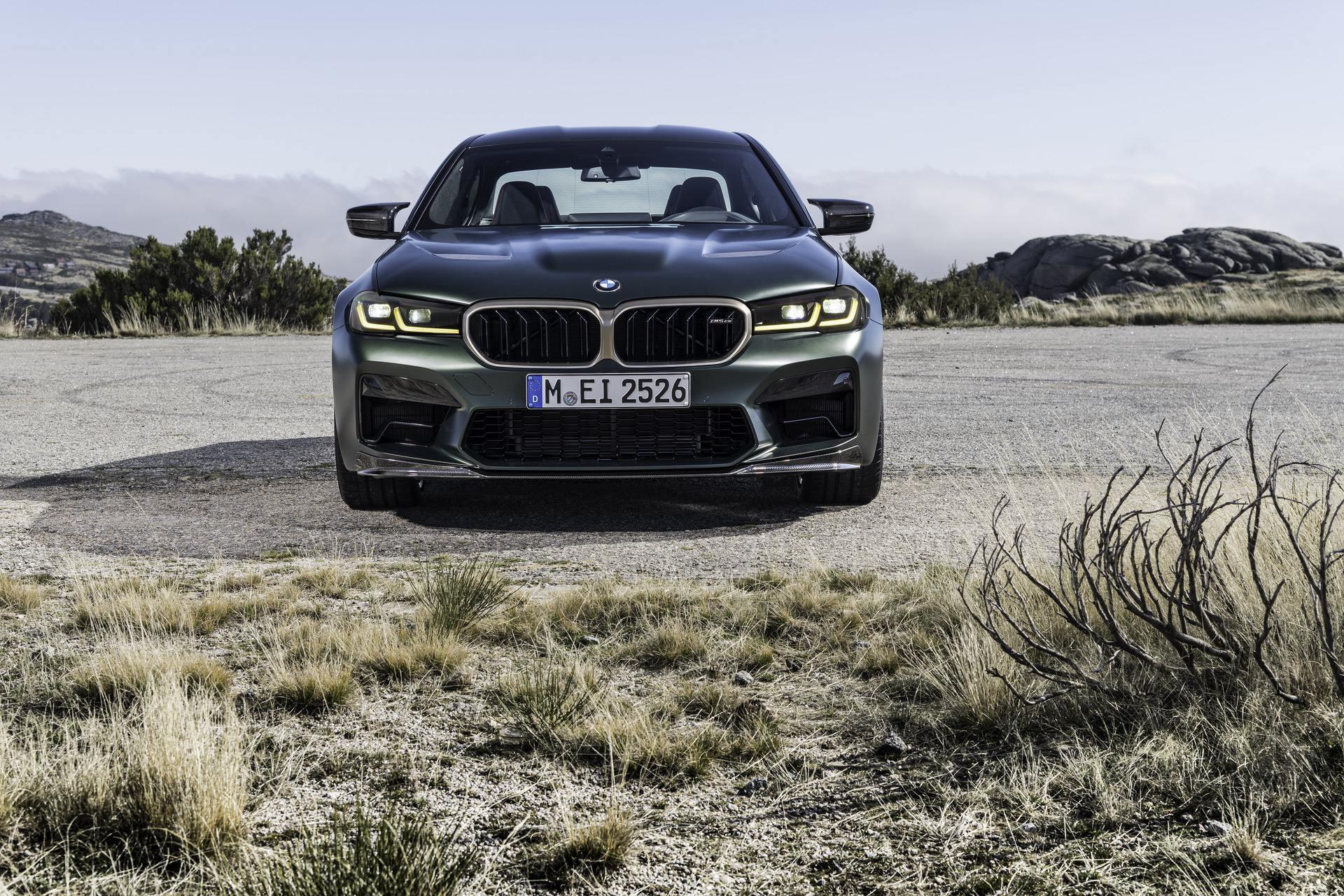 BMW M5 CS — 10 вещей, которые нужно знать