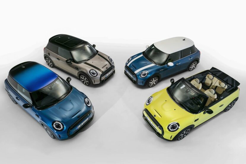 MINI will release final model with a combustion-engine variant in 2025