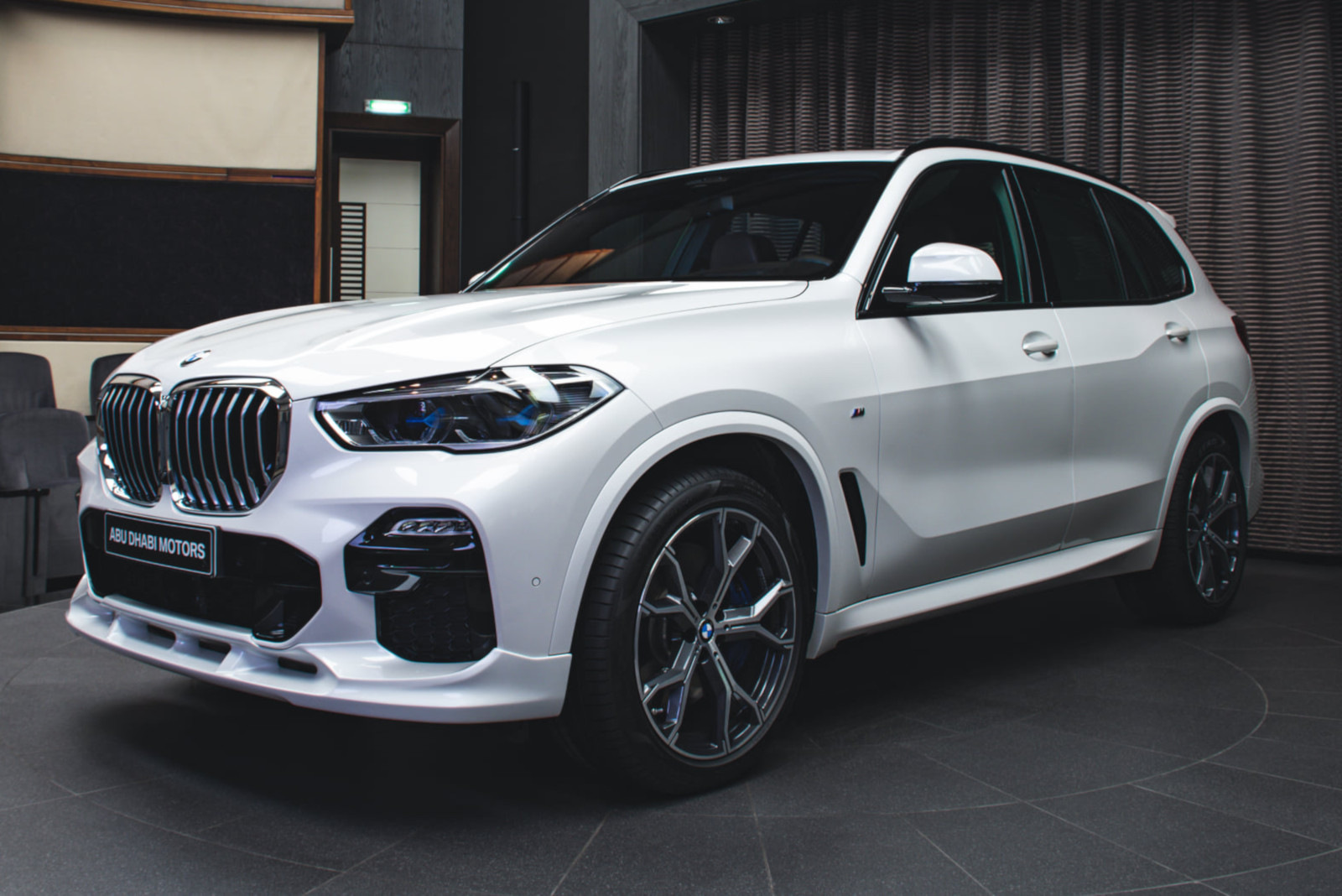3D Design BMW X5 G05 Tuning 01