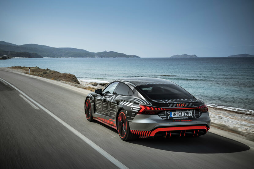 Audi e tron GT 143 of 215 830x553