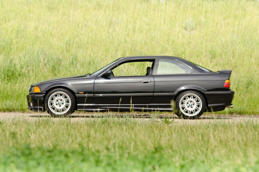 A 2 meter wide Musk Customs wing on an E36 BMW?