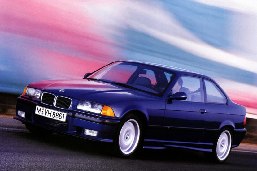 BMW 3 Series Coupe E36 768 53 830x553