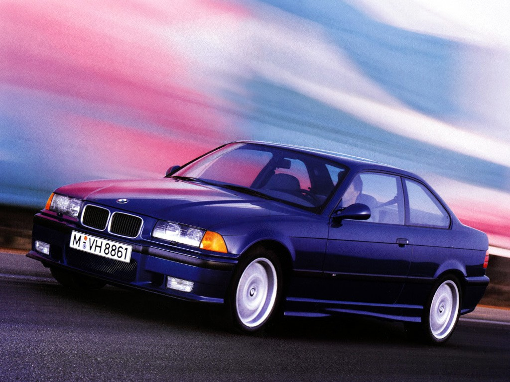 BMW 3 Series Coupe E36 768 53