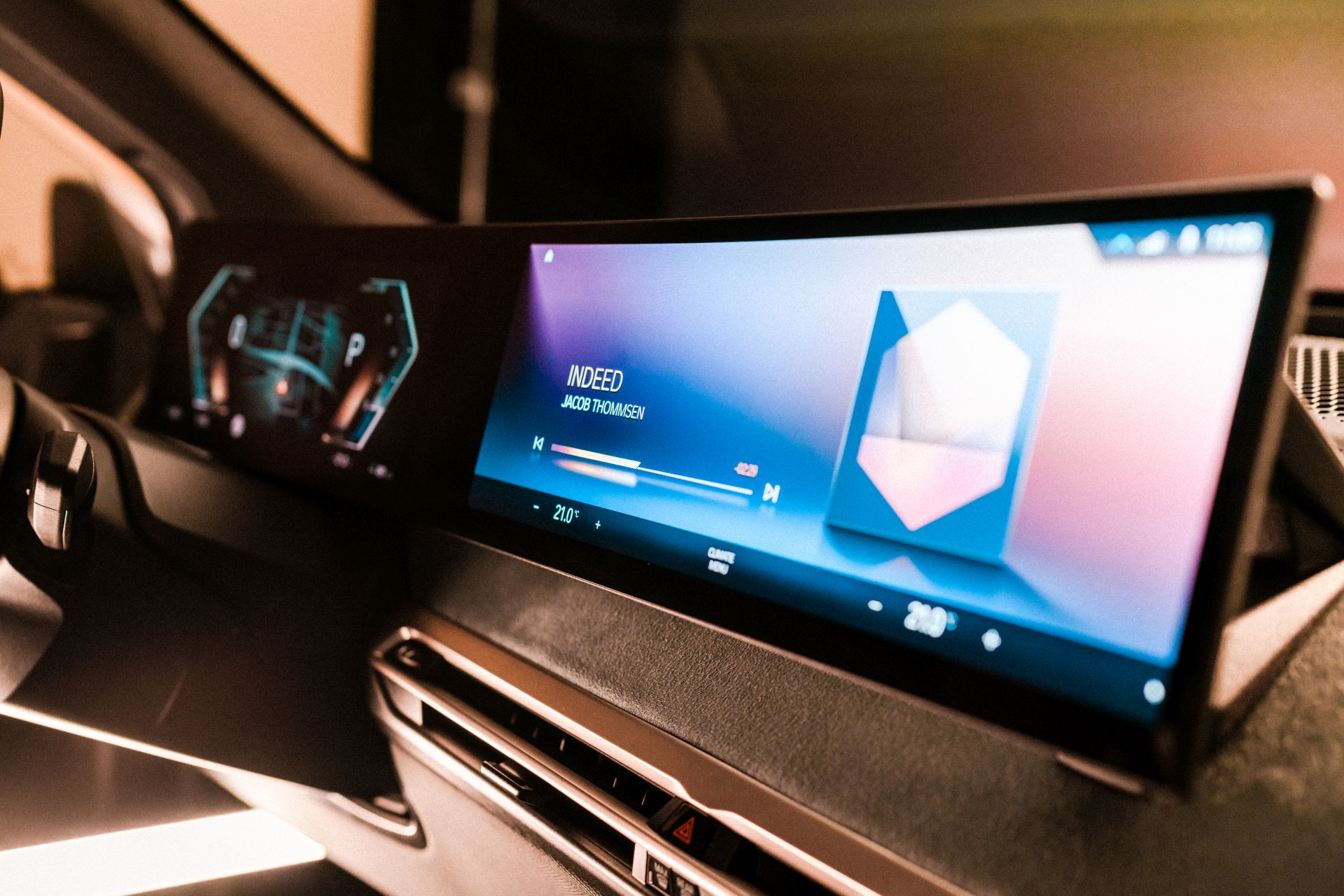BMW iDrive CES 2021 5