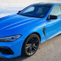 Individual Mexico Blue BMW M8 Gran Coupe Martin Tomczyk 01 120x120