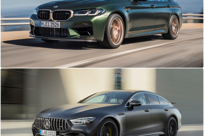 M5 CS vs. AMG GT 63 S 4MATIC 4 830x553