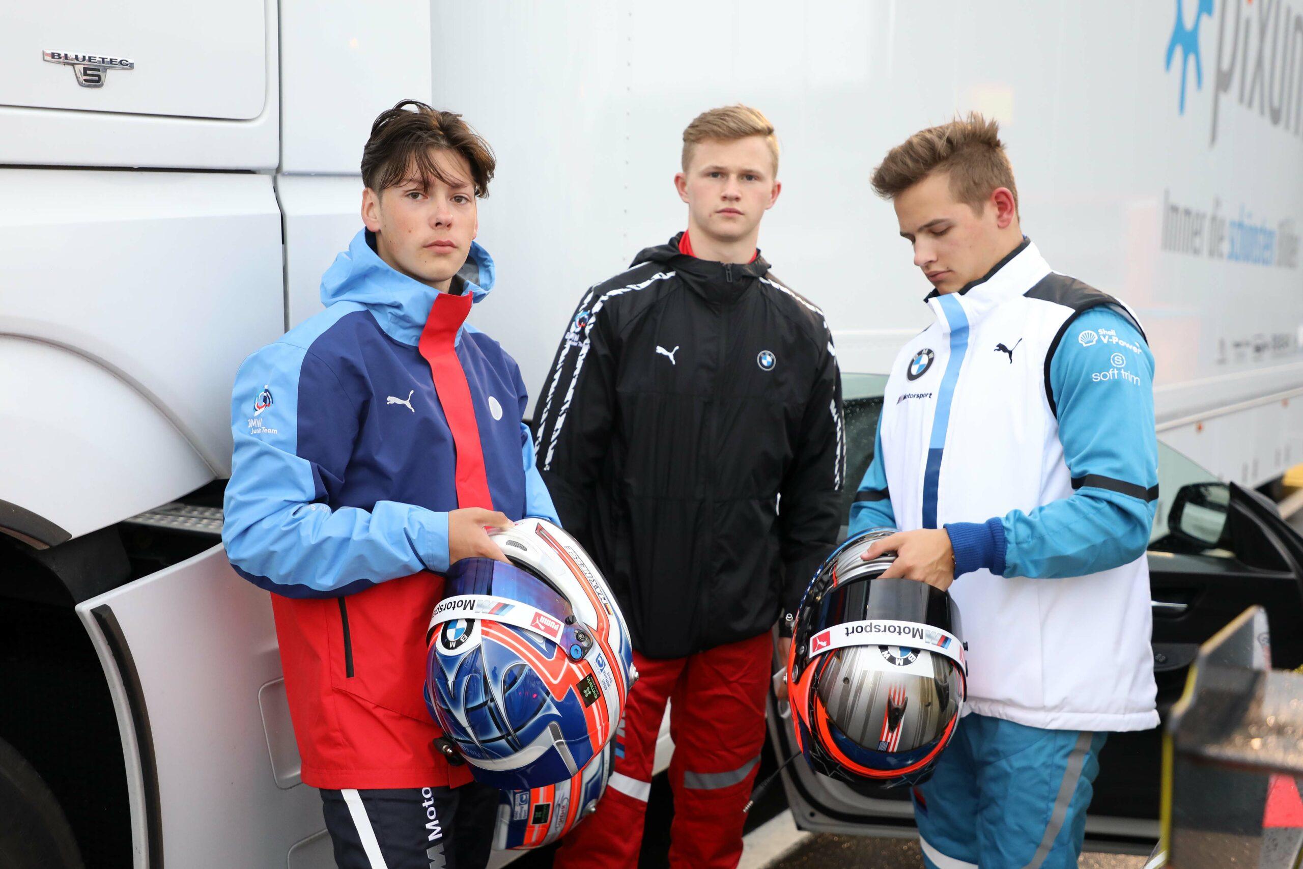 Команда BMW Junior Team в этом году выступит на BMW M6 GT3