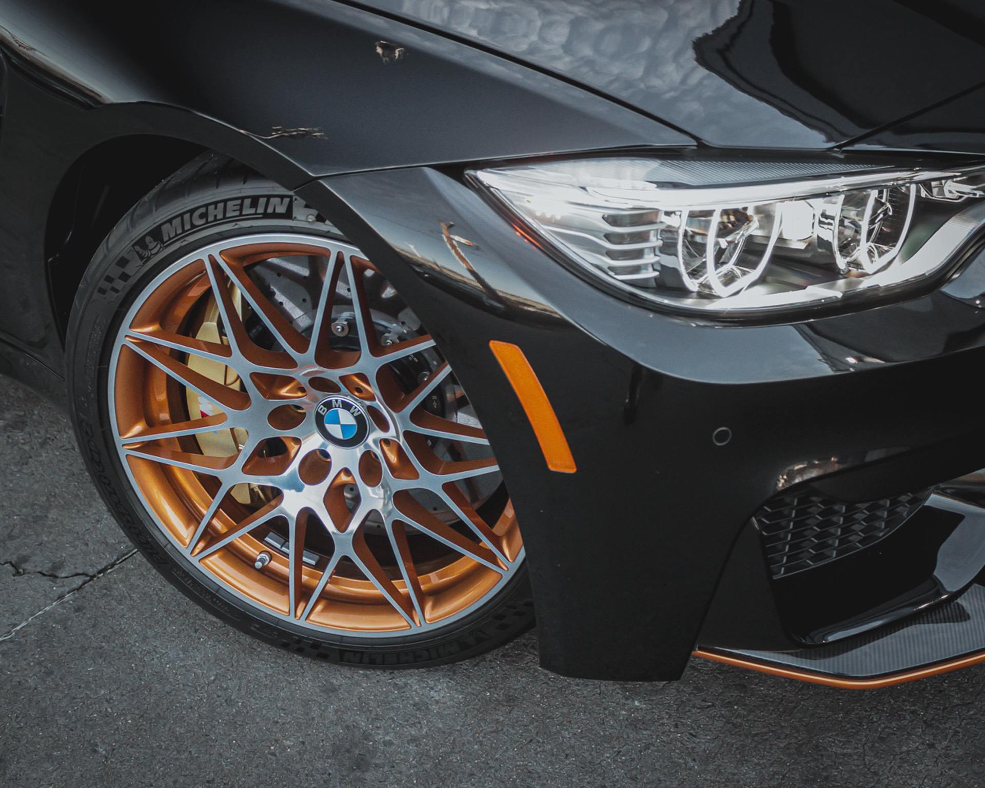 BMW отзовет в США 901 машину из-за неправильной сварки