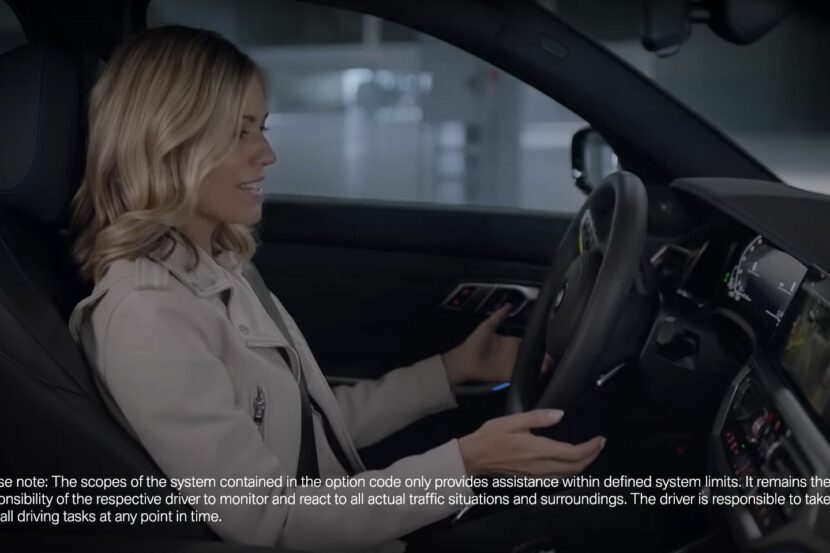 How to use the BMW Reversing Assistant - VIDEO