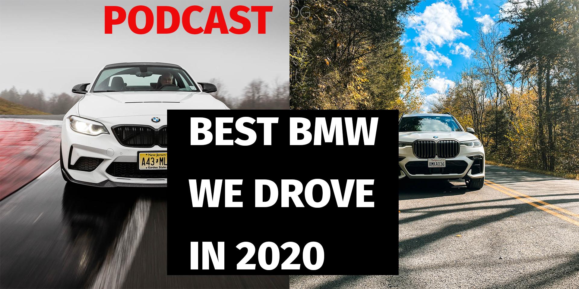 Подкаст BMWBLOG, серия 43 — Мы говорим о лучших автомобилях 2020 года и не только