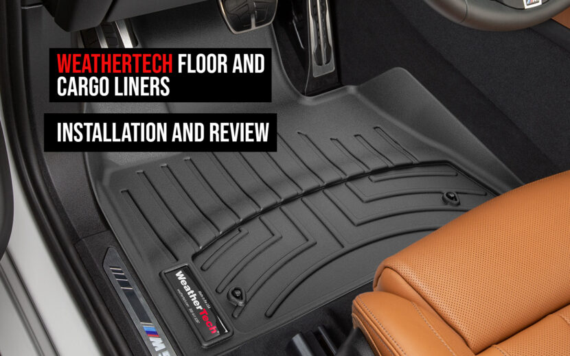 WeatherTech FloorLiners and Cargo Liners – Unboxing, installation, cleaning and review